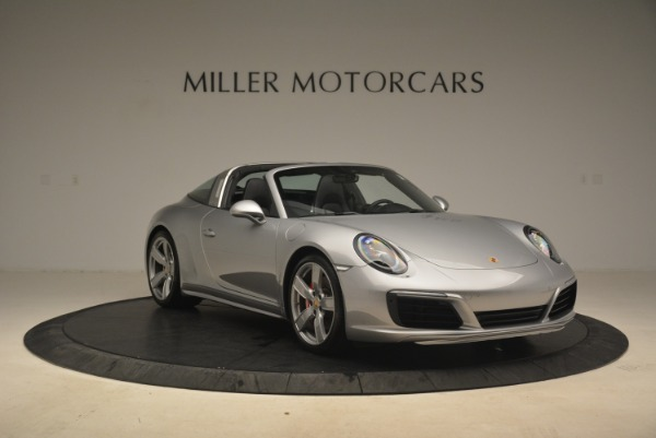 Used 2017 Porsche 911 Targa 4S for sale Sold at Pagani of Greenwich in Greenwich CT 06830 11