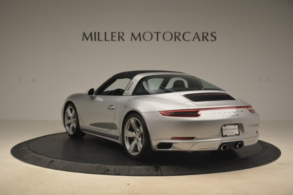 Used 2017 Porsche 911 Targa 4S for sale Sold at Pagani of Greenwich in Greenwich CT 06830 17