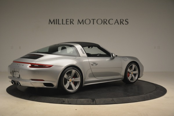 Used 2017 Porsche 911 Targa 4S for sale Sold at Pagani of Greenwich in Greenwich CT 06830 20