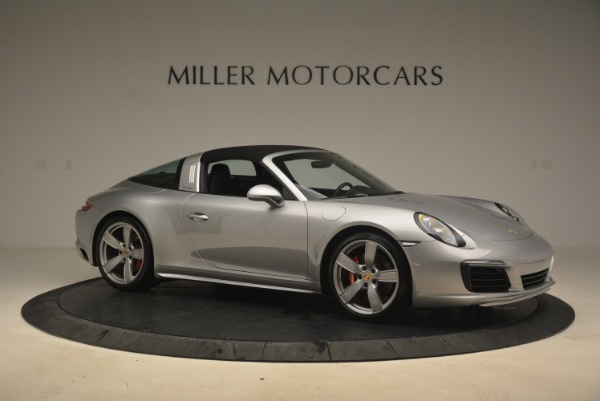 Used 2017 Porsche 911 Targa 4S for sale Sold at Pagani of Greenwich in Greenwich CT 06830 22