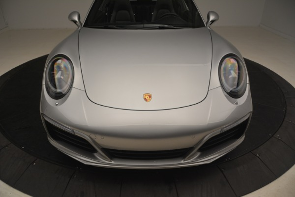 Used 2017 Porsche 911 Targa 4S for sale Sold at Pagani of Greenwich in Greenwich CT 06830 25