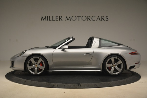 Used 2017 Porsche 911 Targa 4S for sale Sold at Pagani of Greenwich in Greenwich CT 06830 3