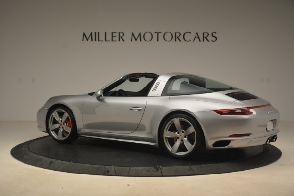 Used 2017 Porsche 911 Targa 4S for sale Sold at Pagani of Greenwich in Greenwich CT 06830 4