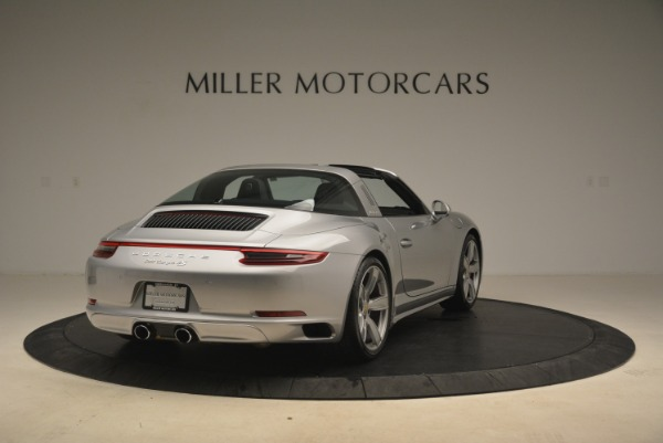 Used 2017 Porsche 911 Targa 4S for sale Sold at Pagani of Greenwich in Greenwich CT 06830 7