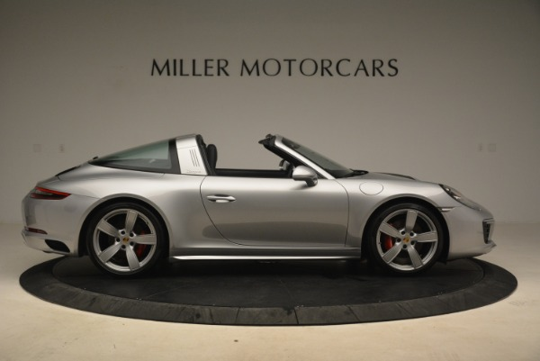 Used 2017 Porsche 911 Targa 4S for sale Sold at Pagani of Greenwich in Greenwich CT 06830 9