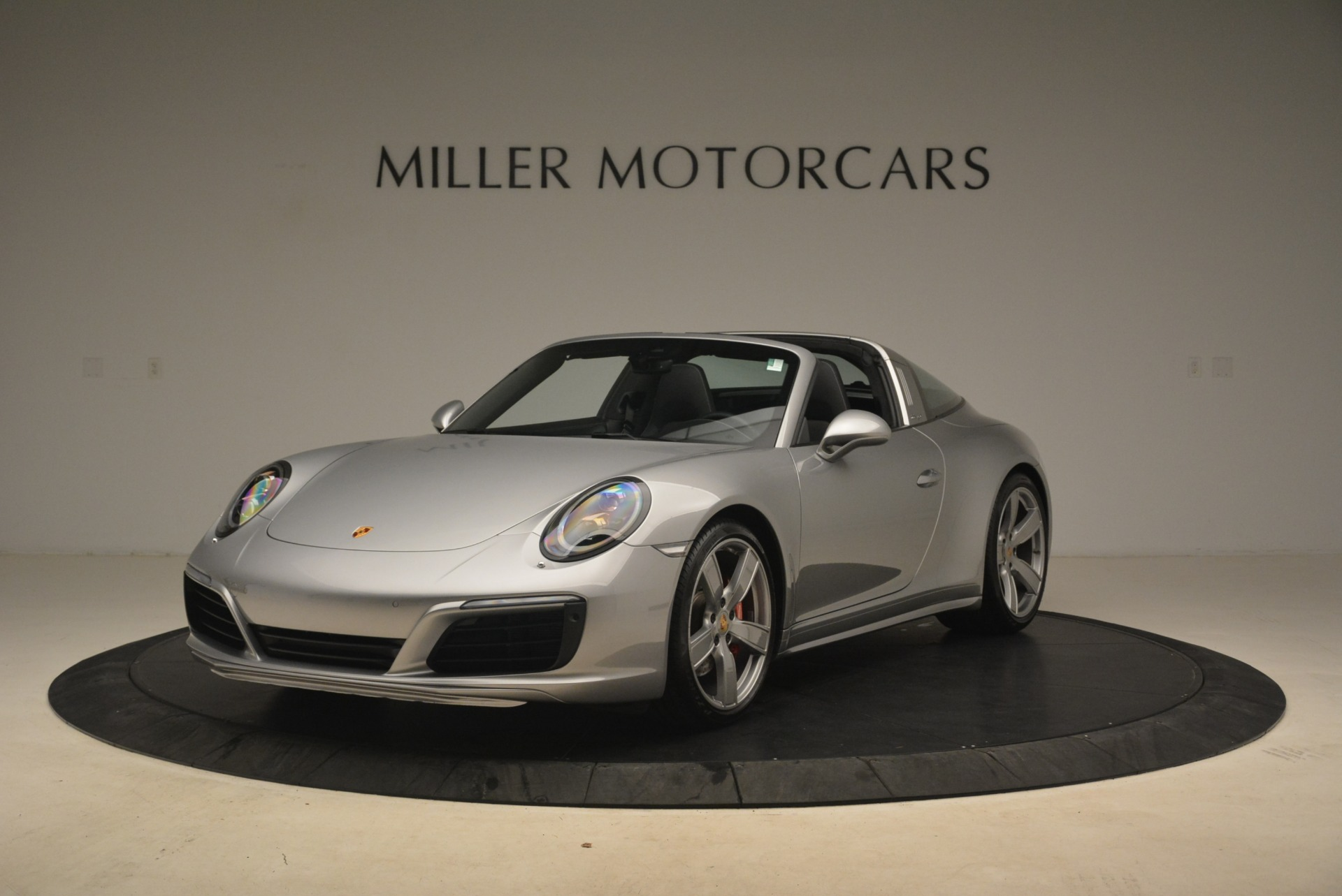 Used 2017 Porsche 911 Targa 4S for sale Sold at Pagani of Greenwich in Greenwich CT 06830 1