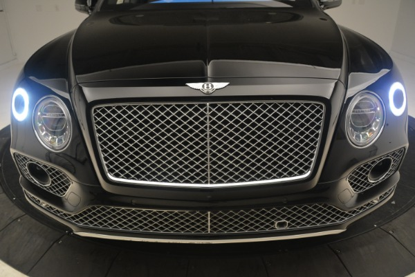 Used 2017 Bentley Bentayga W12 for sale Sold at Pagani of Greenwich in Greenwich CT 06830 25
