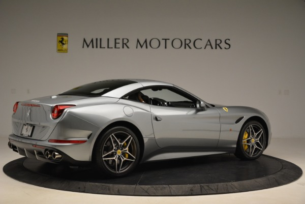 Used 2018 Ferrari California T for sale Sold at Pagani of Greenwich in Greenwich CT 06830 20