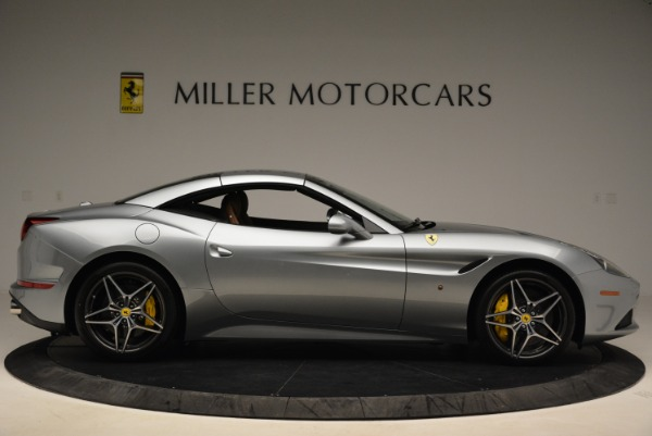 Used 2018 Ferrari California T for sale Sold at Pagani of Greenwich in Greenwich CT 06830 21