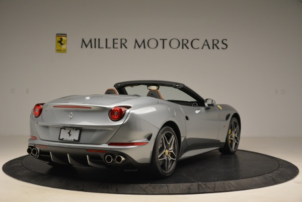 Used 2018 Ferrari California T for sale Sold at Pagani of Greenwich in Greenwich CT 06830 7