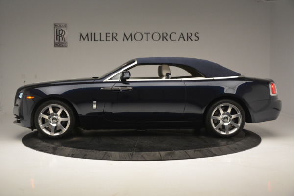 New 2018 Rolls-Royce Dawn for sale Sold at Pagani of Greenwich in Greenwich CT 06830 10