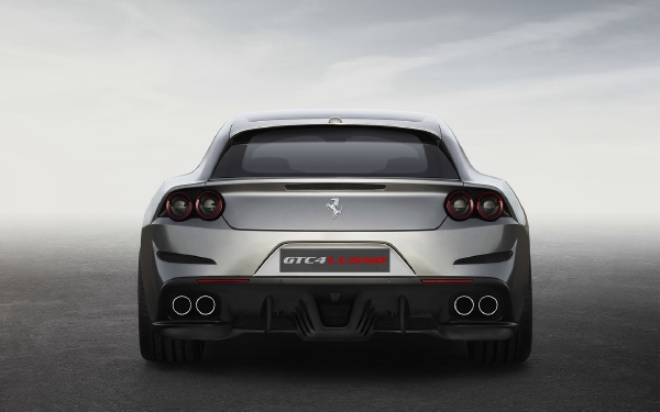 New 2020 Ferrari GTC4LUSSO for sale Call for price at Pagani of Greenwich in Greenwich CT 06830 3
