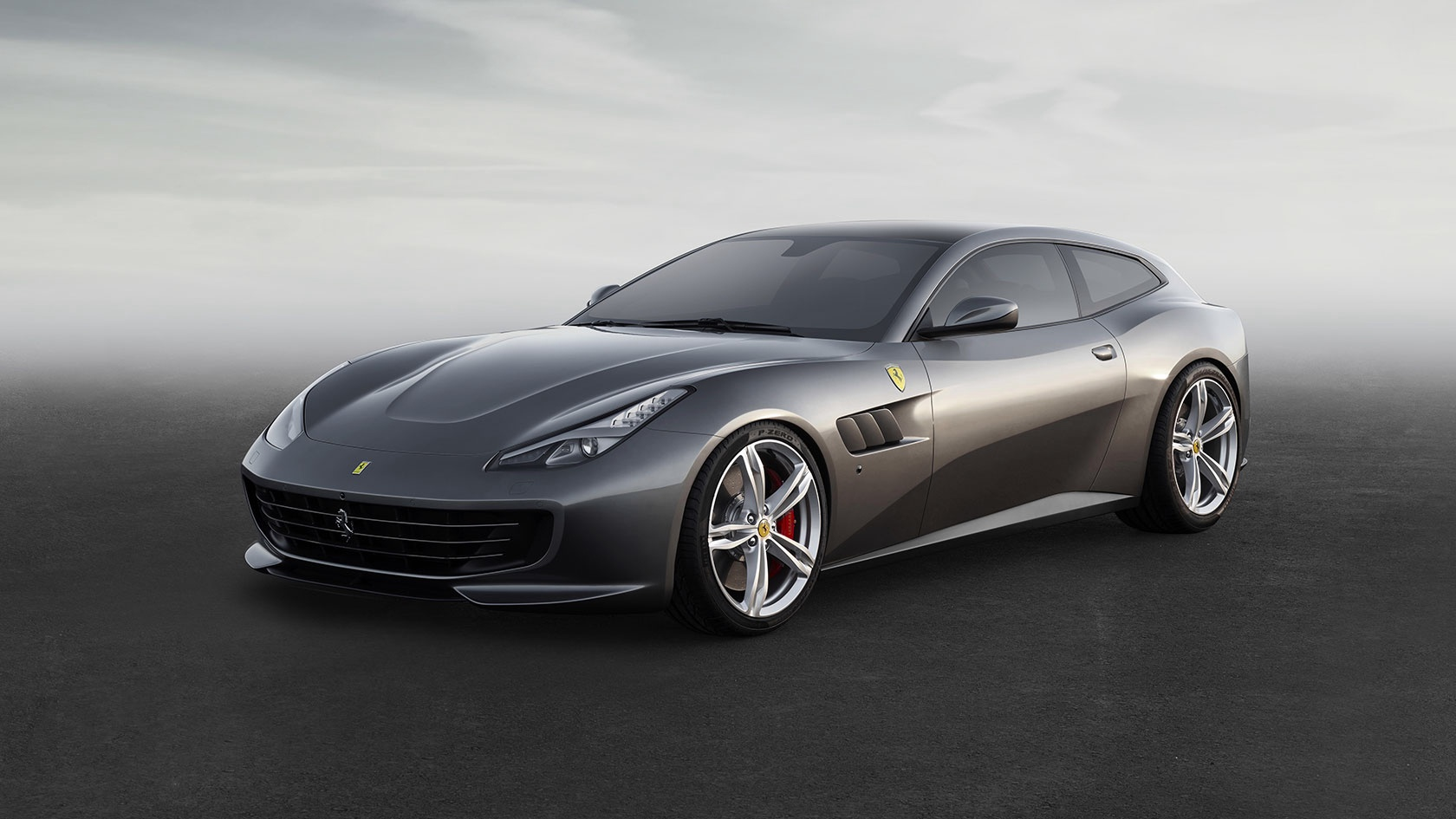 New 2020 Ferrari GTC4LUSSO for sale Call for price at Pagani of Greenwich in Greenwich CT 06830 1