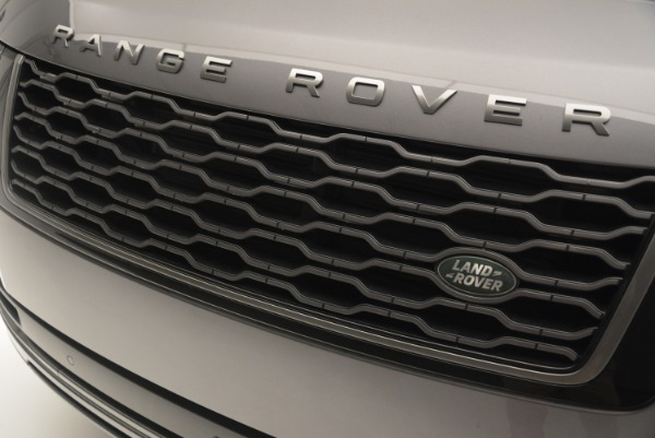 Used 2018 Land Rover Range Rover Supercharged LWB for sale Sold at Pagani of Greenwich in Greenwich CT 06830 13
