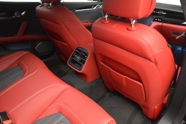 New 2018 Maserati Quattroporte S Q4 GranLusso for sale Sold at Pagani of Greenwich in Greenwich CT 06830 23