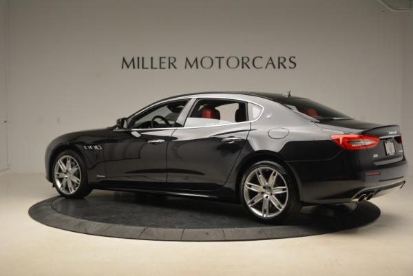 New 2018 Maserati Quattroporte S Q4 GranLusso for sale Sold at Pagani of Greenwich in Greenwich CT 06830 4