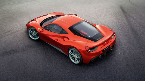 New 2019 Ferrari 488 GTB for sale Sold at Pagani of Greenwich in Greenwich CT 06830 2
