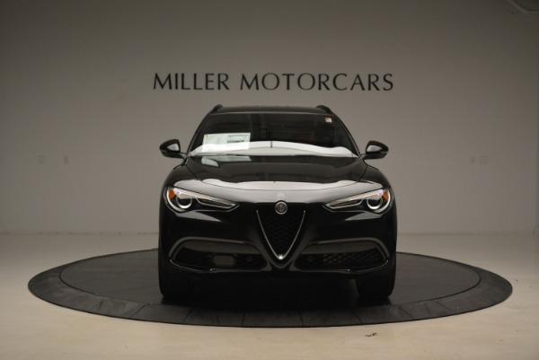 New 2018 Alfa Romeo Stelvio Ti Sport Q4 for sale Sold at Pagani of Greenwich in Greenwich CT 06830 12