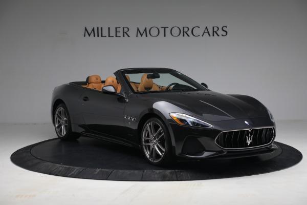 Used 2018 Maserati GranTurismo Sport for sale Call for price at Pagani of Greenwich in Greenwich CT 06830 11