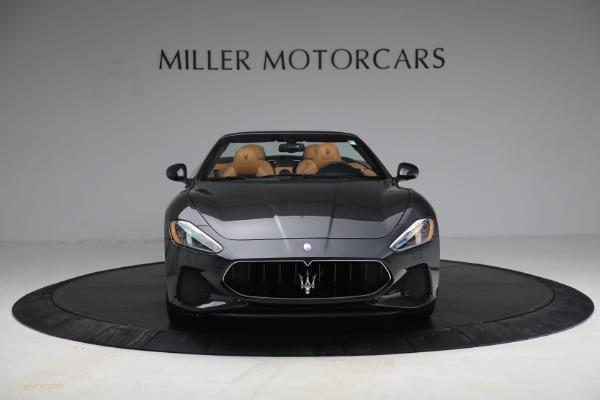 Used 2018 Maserati GranTurismo Sport for sale Call for price at Pagani of Greenwich in Greenwich CT 06830 12