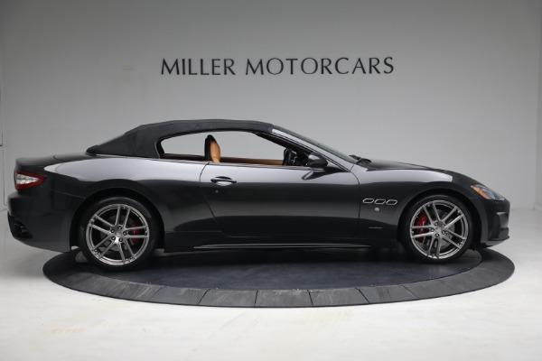 Used 2018 Maserati GranTurismo Sport for sale Call for price at Pagani of Greenwich in Greenwich CT 06830 13
