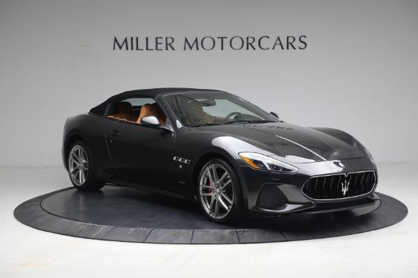 Used 2018 Maserati GranTurismo Sport for sale Call for price at Pagani of Greenwich in Greenwich CT 06830 14