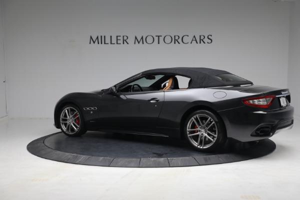 Used 2018 Maserati GranTurismo Sport for sale Call for price at Pagani of Greenwich in Greenwich CT 06830 17