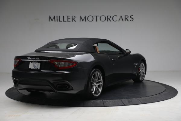 Used 2018 Maserati GranTurismo Sport for sale Call for price at Pagani of Greenwich in Greenwich CT 06830 18