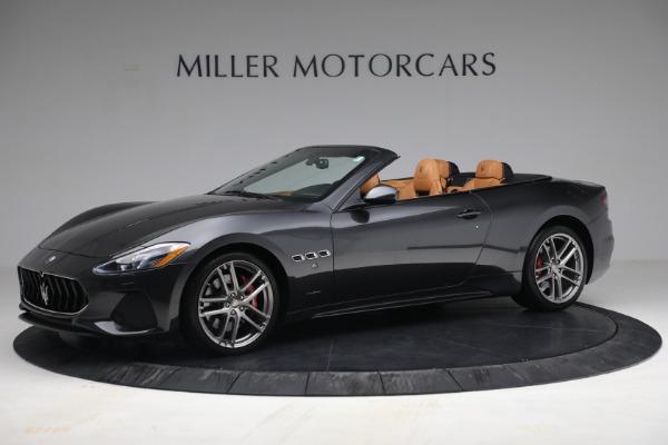 Used 2018 Maserati GranTurismo Sport for sale Call for price at Pagani of Greenwich in Greenwich CT 06830 2
