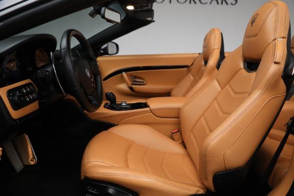 Used 2018 Maserati GranTurismo Sport for sale Call for price at Pagani of Greenwich in Greenwich CT 06830 21
