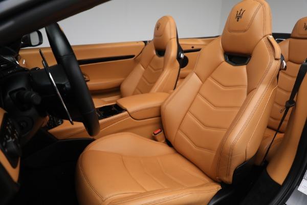 Used 2018 Maserati GranTurismo Sport for sale Call for price at Pagani of Greenwich in Greenwich CT 06830 22