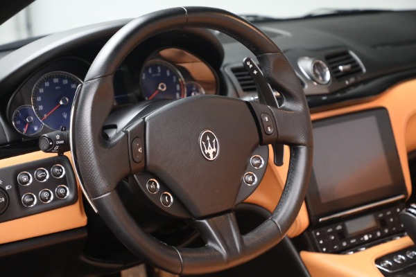Used 2018 Maserati GranTurismo Sport for sale Call for price at Pagani of Greenwich in Greenwich CT 06830 25
