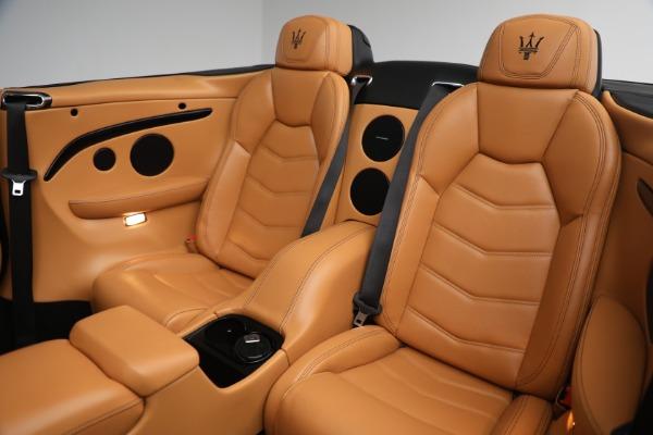 Used 2018 Maserati GranTurismo Sport for sale Call for price at Pagani of Greenwich in Greenwich CT 06830 27