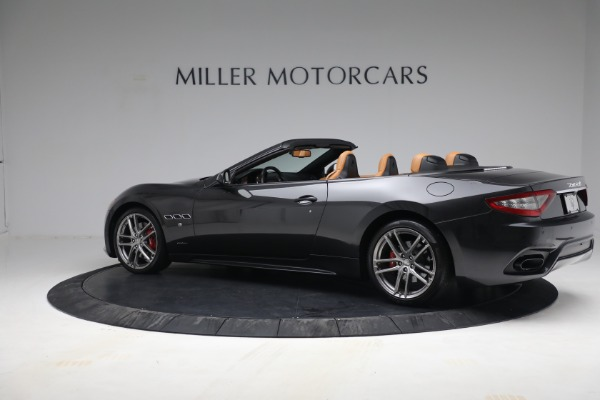 Used 2018 Maserati GranTurismo Sport for sale Call for price at Pagani of Greenwich in Greenwich CT 06830 4