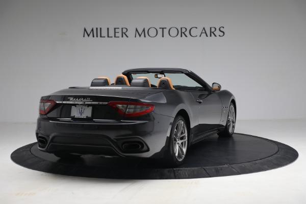 Used 2018 Maserati GranTurismo Sport for sale Call for price at Pagani of Greenwich in Greenwich CT 06830 7