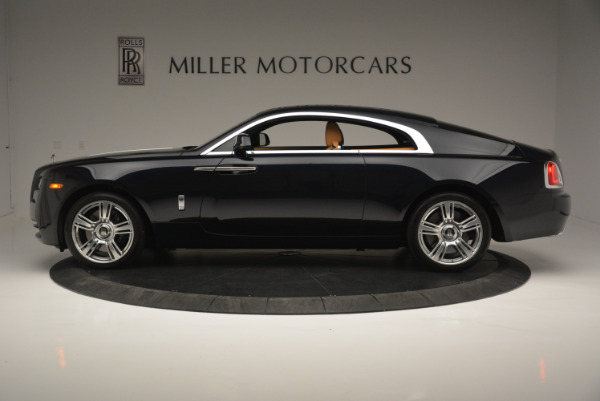 Used 2014 Rolls-Royce Wraith for sale Sold at Pagani of Greenwich in Greenwich CT 06830 3