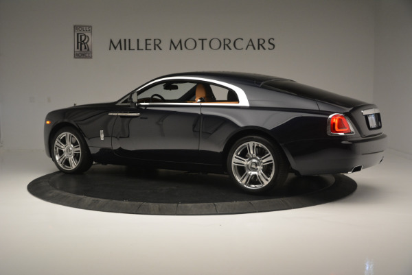 Used 2014 Rolls-Royce Wraith for sale Sold at Pagani of Greenwich in Greenwich CT 06830 4