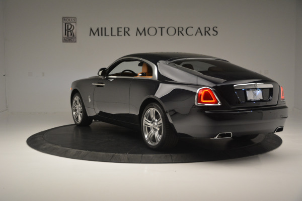 Used 2014 Rolls-Royce Wraith for sale Sold at Pagani of Greenwich in Greenwich CT 06830 5