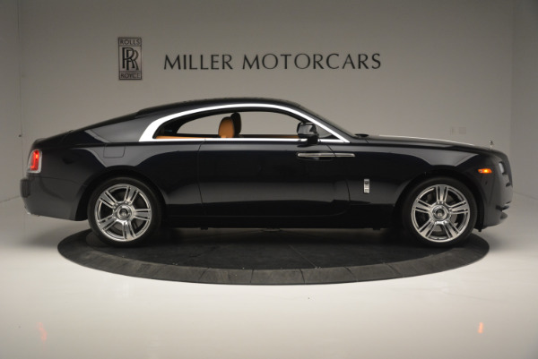 Used 2014 Rolls-Royce Wraith for sale Sold at Pagani of Greenwich in Greenwich CT 06830 9