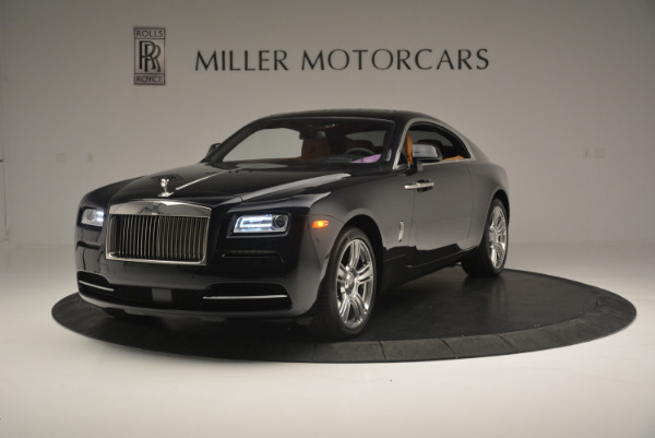 Used 2014 Rolls-Royce Wraith for sale Sold at Pagani of Greenwich in Greenwich CT 06830 1