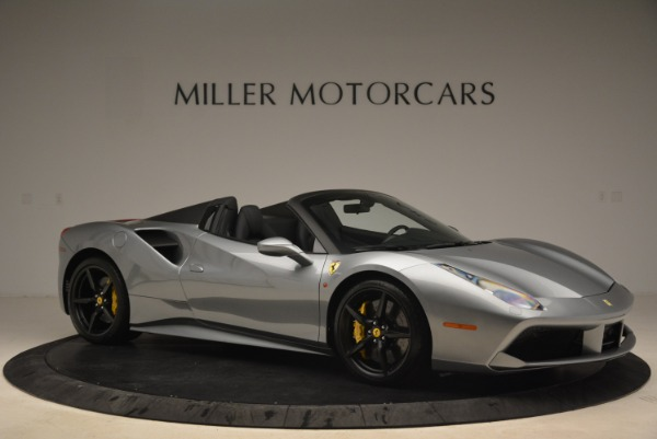 Used 2018 Ferrari 488 Spider for sale $269,900 at Pagani of Greenwich in Greenwich CT 06830 10
