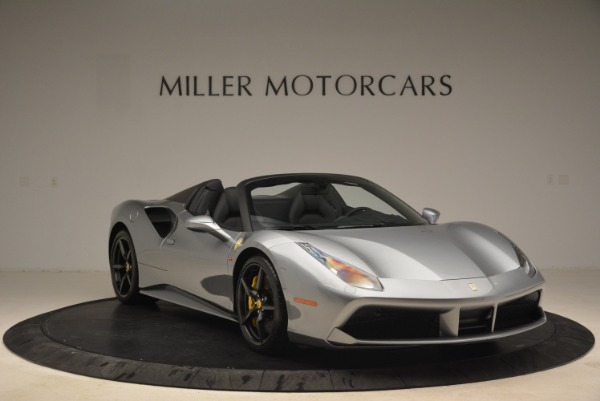 Used 2018 Ferrari 488 Spider for sale $269,900 at Pagani of Greenwich in Greenwich CT 06830 11