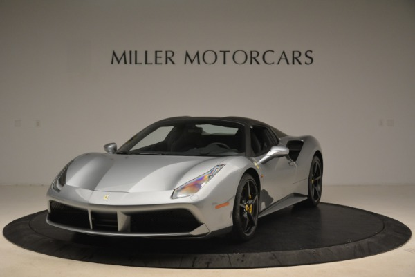 Used 2018 Ferrari 488 Spider for sale $269,900 at Pagani of Greenwich in Greenwich CT 06830 13