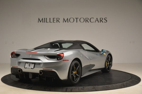 Used 2018 Ferrari 488 Spider for sale $269,900 at Pagani of Greenwich in Greenwich CT 06830 19