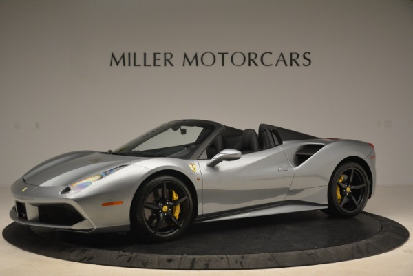 Used 2018 Ferrari 488 Spider for sale $269,900 at Pagani of Greenwich in Greenwich CT 06830 2