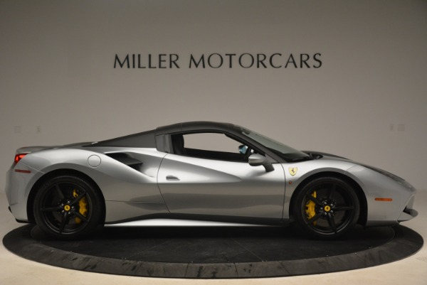 Used 2018 Ferrari 488 Spider for sale Sold at Pagani of Greenwich in Greenwich CT 06830 21