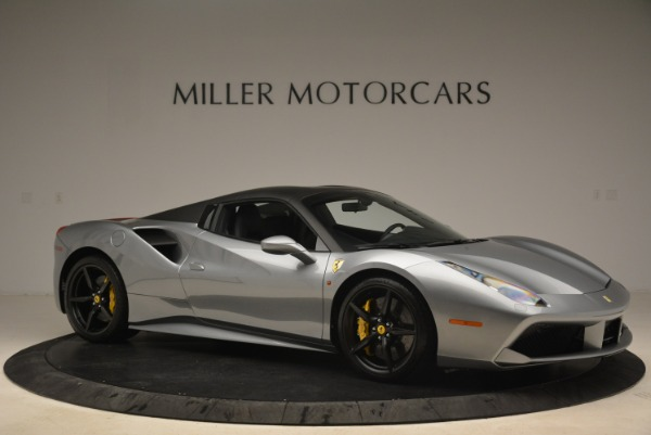 Used 2018 Ferrari 488 Spider for sale Sold at Pagani of Greenwich in Greenwich CT 06830 22