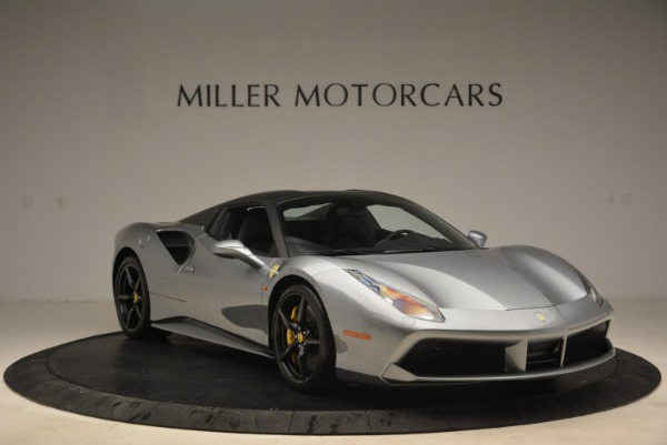 Used 2018 Ferrari 488 Spider for sale $269,900 at Pagani of Greenwich in Greenwich CT 06830 23