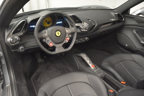 Used 2018 Ferrari 488 Spider for sale Sold at Pagani of Greenwich in Greenwich CT 06830 25
