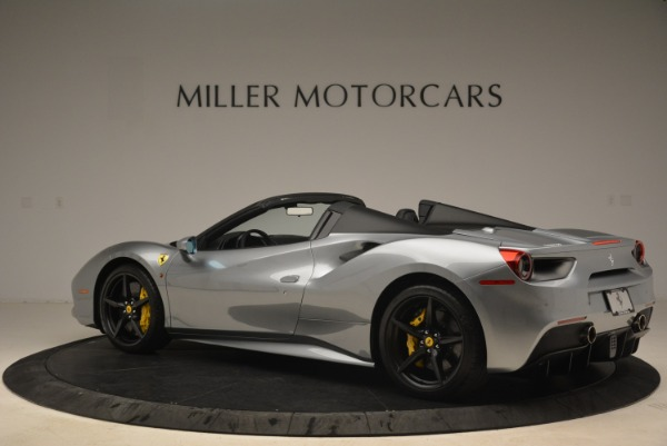 Used 2018 Ferrari 488 Spider for sale $269,900 at Pagani of Greenwich in Greenwich CT 06830 4